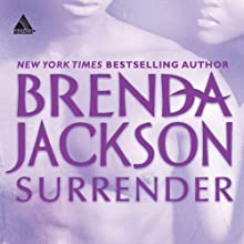 Surrender Audiobook by Brenda Jackson Narrated by Pete Ohms