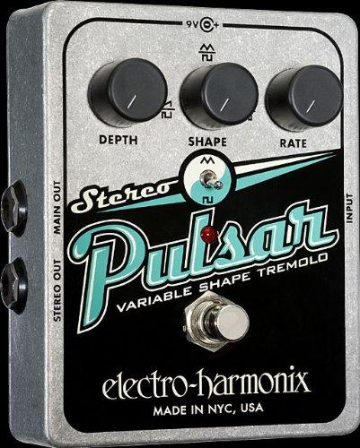 『並行輸入品』Electro Harmonix ◆ Stereo Pulsar ◆トレモロ   B008IYOHY0