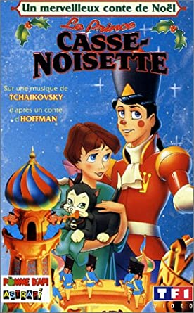 Le Prince Casse Noisette Vhs Anime Dessin Amazonfr Vidéo