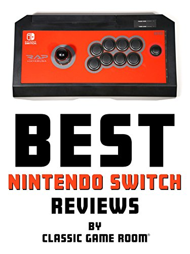 Masters Games Screen (Best Nintendo Switch Reviews by Classic Game Room)