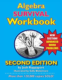 Algebra survival guide workbook thousands of problems to sharpen algebra survival workbook the gateway to algebra mastery fandeluxe Images