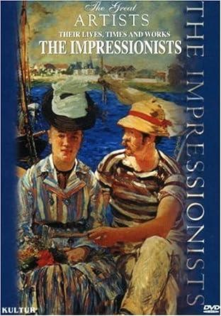 Amazoncom The Impressionists Box Set Impressionists