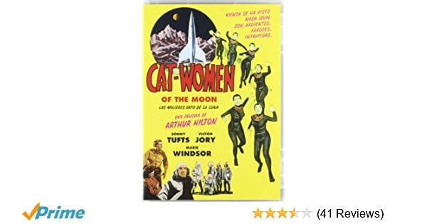 Amazon.com: Cat-Women of the moon (Las Mujeres Gato de la Luna): Sonny Tufts, victor Jory, Marie Windsor, Arthur Hilton: Movies & TV