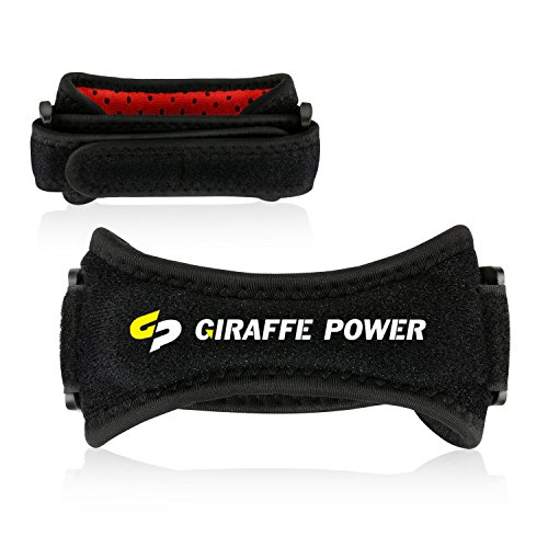 Patella Knee Strap - 2 Pack - Adjustable Knee Brace for Basketball/Soccer, Tennis/Volleyball, Running, Pain Relief...