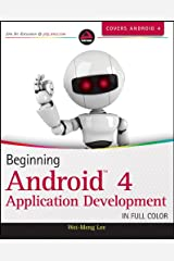 Beginning Android 4 Application Development Paperback