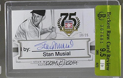 stan musial auto - 5