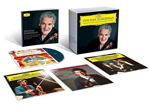 Zukerman - Complete Recordings On Deutsche Grammophon and Philips [22 CD][Box Set] (Best Deutsche Grammophon Recordings)