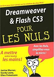 Dreamweaver et Flash CS3