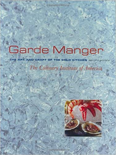 Garde manger the art and craft of the cold kitchen the culinary garde manger the art and craft of the cold kitchen the culinary institute of america cia 9780471468493 amazon books fandeluxe Image collections