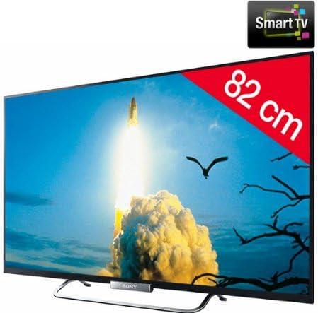 Sony televisor LED KDL-32 W650 A + 2 años de garantía: Amazon.es ...