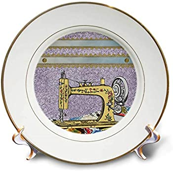cp/_60684/_1 3dRose Photo of Painting of Our Lady of Guadalupe-Porcelain Plate 8
