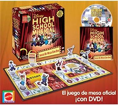 High School Musical DVD: Amazon.es: Juguetes y juegos
