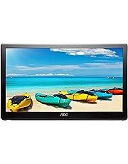 "AOC I1659FWUX 15.6"" USB-powered portable monitor, Full HD 1920x1080 IPS, Built-in Stand, VESA"