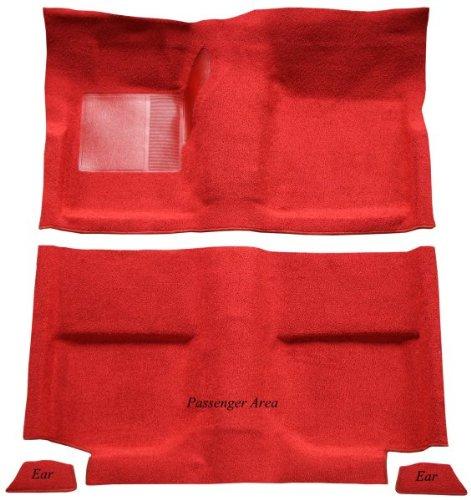 laxie Carpet Replacement Kit, 2 Door Automatic (558-Charcoal 80/20 Loop) (Ford Galaxie Carpet 2 Door)