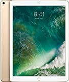 Apple iPad Pro 12.9-inch 64GB MQDD2LL/A (2nd Generation, Wi-Fi Only, Gold) Mid 2017