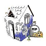 Piedra, Papel o Tijeras Juego de Construcción Haunted House