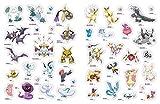 Pokémon Trainer's Sticker Book: From Kanto to