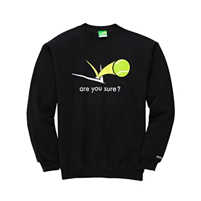 are you sure? Women's Tennis Sweatshirt