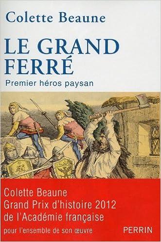 Livre gratuits en ligne Le Grand Ferré epub pdf