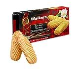 Walkers Shortbread Vanilla Shortbread, 5.3 Ounce Box