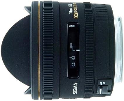 Sigma 10 Mm F2 8 Ex Dc Fisheye Hsm Objektiv Für Pentax Kamera