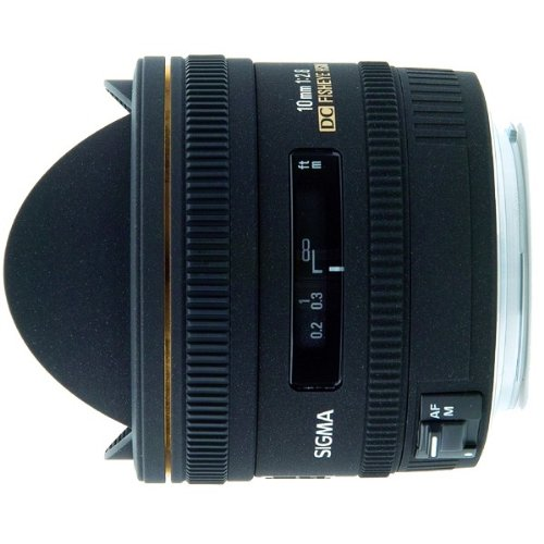 Sigma 10mm f/2.8 EX DC HSM Fisheye Lens for Pentax Digital SLR Cameras