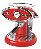 Francis Francis! X6 Trio Pod-Only Espresso/Cappuccino Machine, Red
