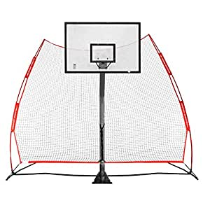 Rukket Red de Retorno de Baloncesto y Tope   Accesorio de Red de ...