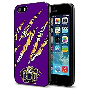 NCAA ISU Tiger football, Cool iPhone 6 plus 6 plus Smartphone Case Cover Collector iphone Black