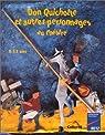 Don Quichotte et autres personnages au théâtre par Vivet-Rémy