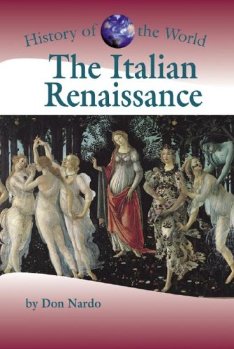the history of the italian renaissance