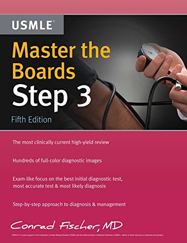 Pdf Medical Books Master the Boards USMLE Step 3