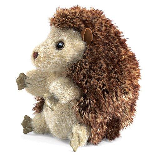 - Folkmanis Hedgehog Hand Puppet