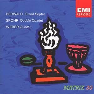Berwald / Spohr / Weber: Chamber Music