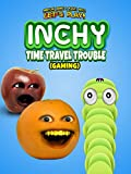 Clip: Annoying Orange & Midget Apple Let's Play Inchy: Time Travel Trouble (Gaming)