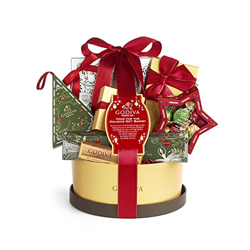 Godiva Chocolatier Holiday Basket Ounce