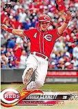 #4: 2018 Topps #153 Scooter Gennett Cincinnati Reds Baseball Card
