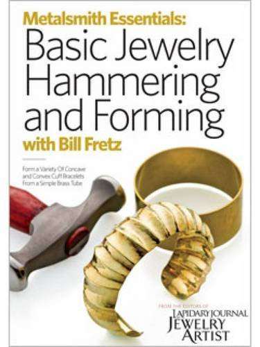 Cuff Tubing (Metalsmith Essentials - Basic Jewelry Hammering And Forming)