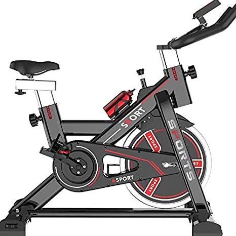 Professional Exercise Bike Household Spinning Bike,Multi-Speed ...