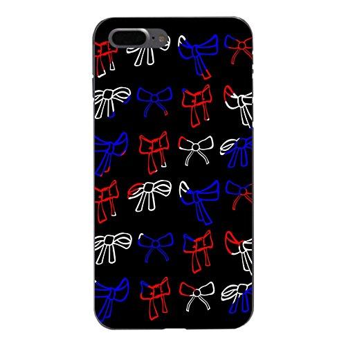 "Disagu Design Case Coque pour Apple iPhone 7 Plus Housse etui coque pochette ""Schleifen gestreift"""