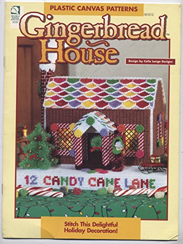 Plastic Canvas Patterns: Gingerbread House