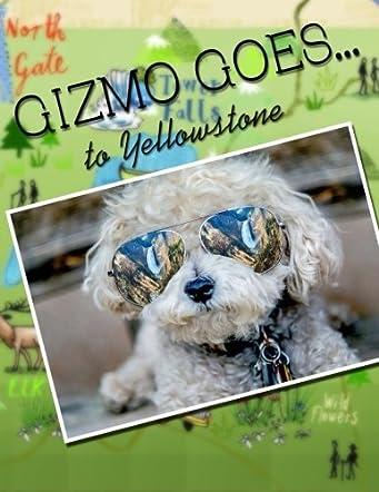 Gizmo Goes to Yellowstone