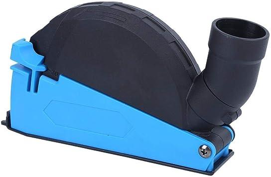 Cubierta de Polvo Amoladora Superficie Universal para Amoladora Angular 11.5 X 19.5cm//4.53 X 7.68in Cubierta de Molienda Pl/áStico Ingenier/íA para Aspiradora Capucha Corte Amoladora