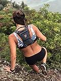 Fitly Minimalist Running Pack (Black, M-L-XL)
