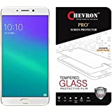 Chevron 0.3mm Pro+ Tempered Glass Screen Protector For Oppo F1s