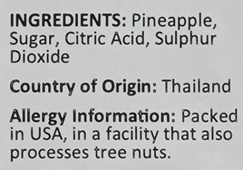Dried Pineapple - Diced (4 Pound Bag) by Superior Nut Company (Image #2)