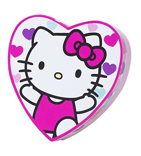 UPC 041376508813, Hello Kitty Valentines Day Foam Heart Box with Gummy Candy, 3.17 oz