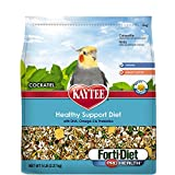 Kaytee Forti Diet Pro Health Food with Safflower for Cockatiels, 5-Pound Bag thumbnail