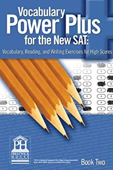 Amazon vocabulary power plus for the new sat book two 2 vocabulary power plus for the new sat book two 2 by reed fandeluxe Image collections