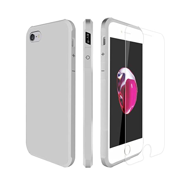 iphone 8 case matte grey